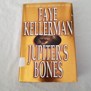 Books Jupiter's Bones